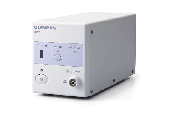 炭酸ガス送気装置の導入
