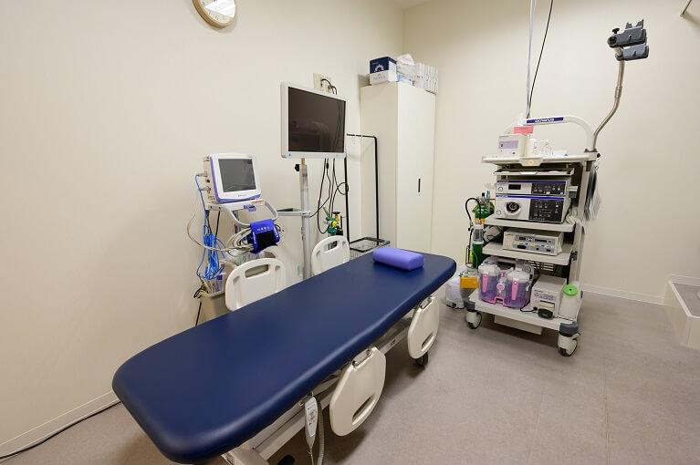 土曜日の検査、胃カメラ・大腸カメラの同日施行